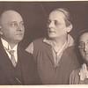 Josef & Jadwiga Gulinski and Anna Mueller, 1929