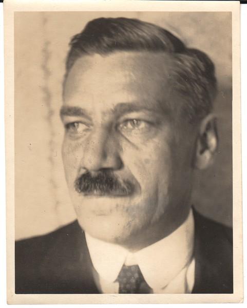 William Mueller, c1923