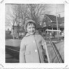 1963 - age 6 - this coat was bright pink