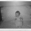 March 1958 - Lynn Marie MacInnes - age 2 mths