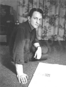 My father - William Edward MacInnes - 1971
