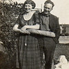 Cousin Ethel Loveless and a boy friend