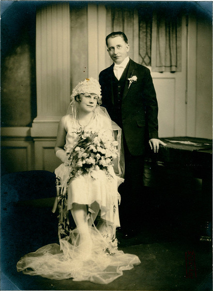 Elsie and Walter Anderson
