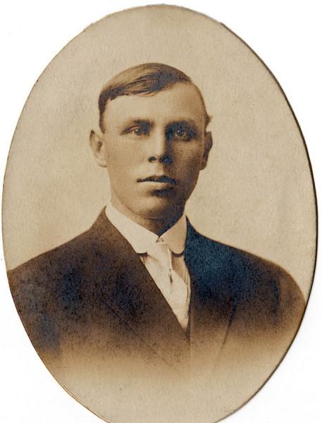 Leo Hammersmith, husband of Minnie Anderson