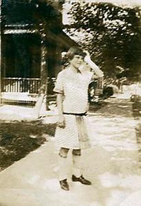 Agnes Mae Anderson