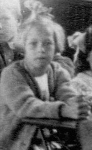 Ella Anderson in school picture