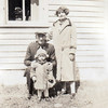 Edna Anderson and her family from Sturgeon Bay