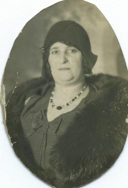 Ida Newmark Feldman