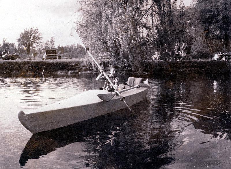 Sunday, May 29, 1966. Proud Lake Rec.