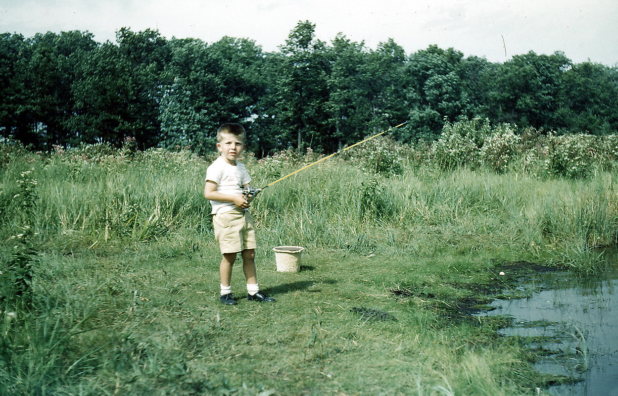 Proud Lake Rec. Summer 1962