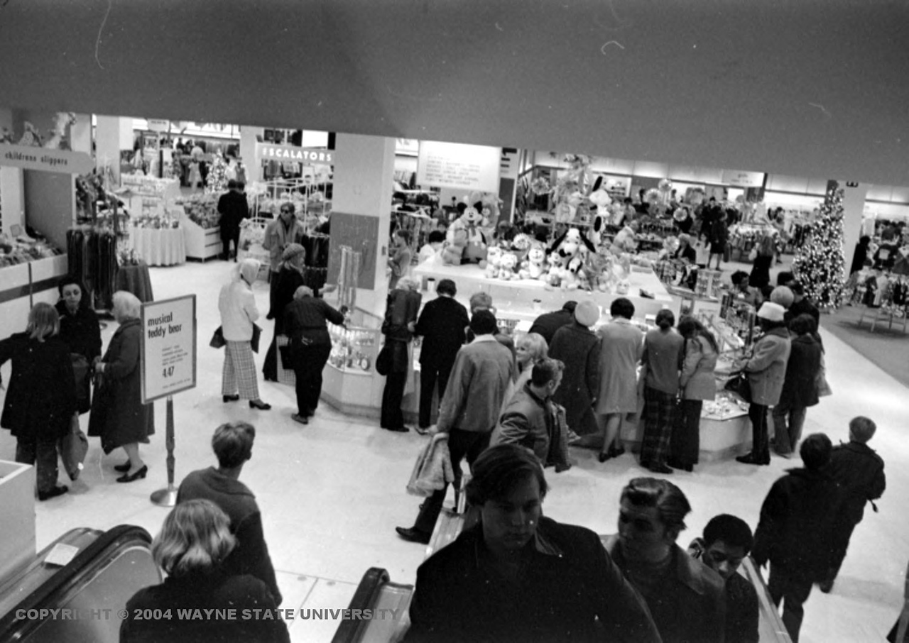 NORTHLAND SHOPPERS 1960'S