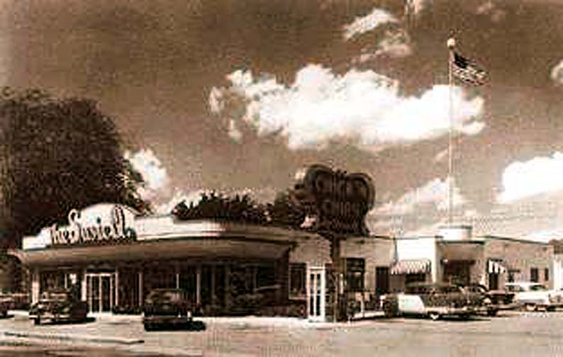 The Susie Q. on Woodward in Royal Oak was the place to be seen in the 1950s.
