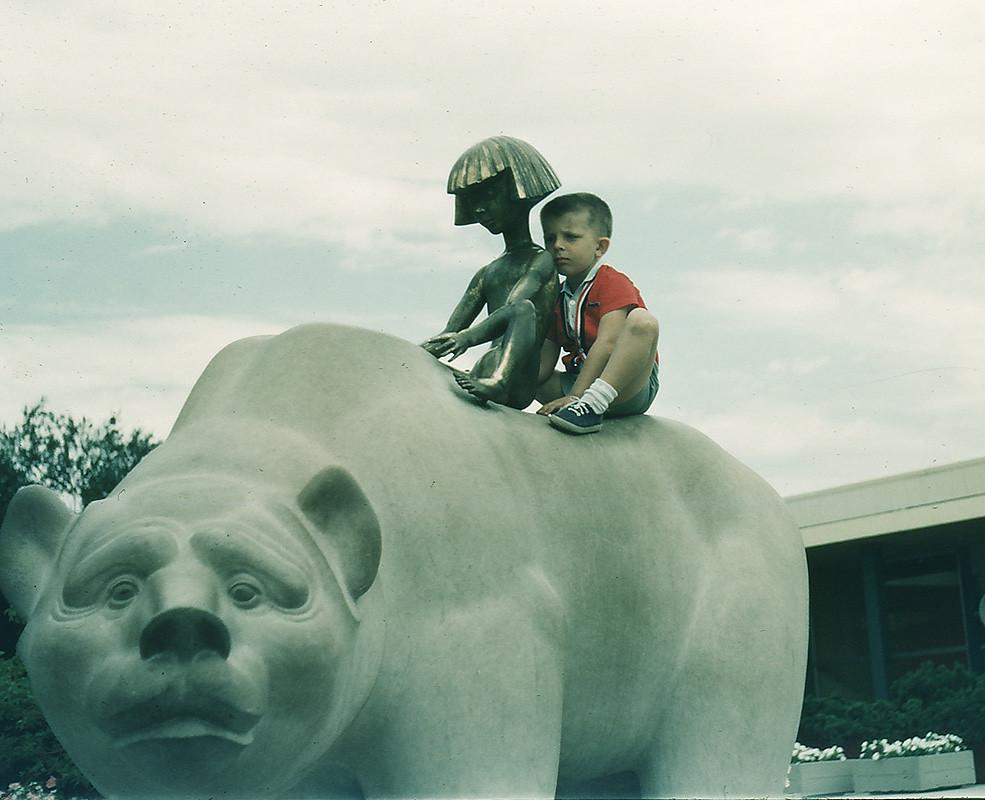 Northland Mall, Summer 1962