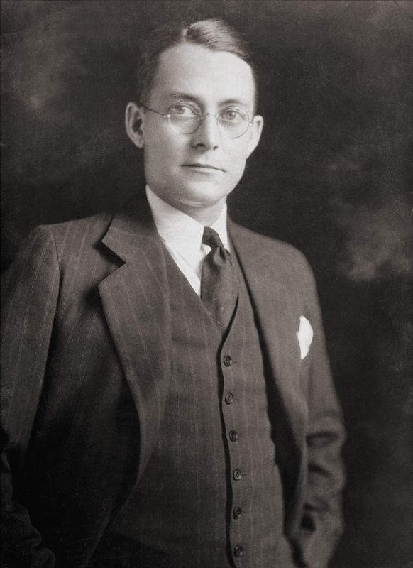 Arthur Ogle when he was managing director of the Association of National Advertisers (A.N.A.) in New York City from 1926-1929. He was appointed secretary-treasurer of the A. N. A. in December, 1926. He was appointed managing director in June, 1928 and left to become director of advertising and assistant director of marketing of the Bauer & Black division of the Kendall Company, Chicago.
