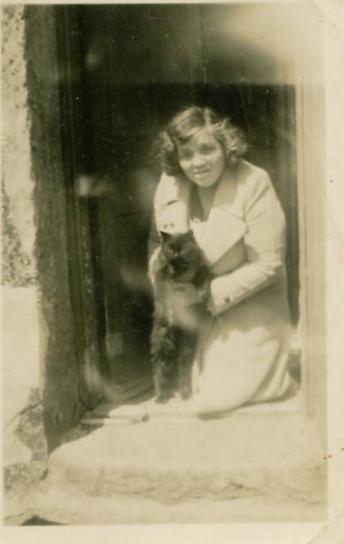 My grandmother 1933