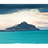 Taken in the late 50s St Michaels mount in Cornwall