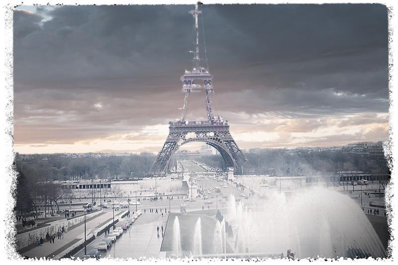 Taken in Paris 1960s