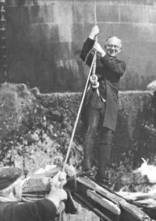 Joseph wellington Hunkin late bishop of Truro