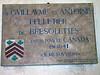 ÉGLISE SAINT-PIERRE - BRESOLETTES - FRANCE -  Guillaume et Antoine Pelletier partis de Bresolettes pour le CANADA 1641
