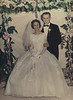 Judith Trina Berens Bass and Graham Overton Bass Marriage Photo