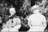(L) Evelina Elizabeth Hyde Pears<br /> (R) Roxie Ann Pears Gean<br /> Photo approximately 1935