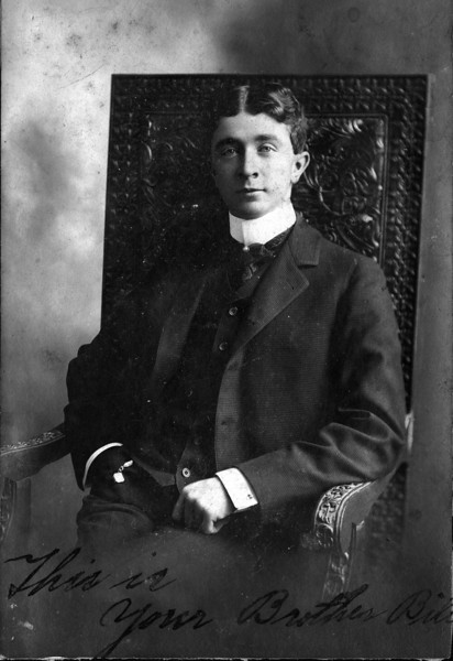 William Alexander Innes (1876-1960), brother of Daniel Innes and Sarah Innes Doran.