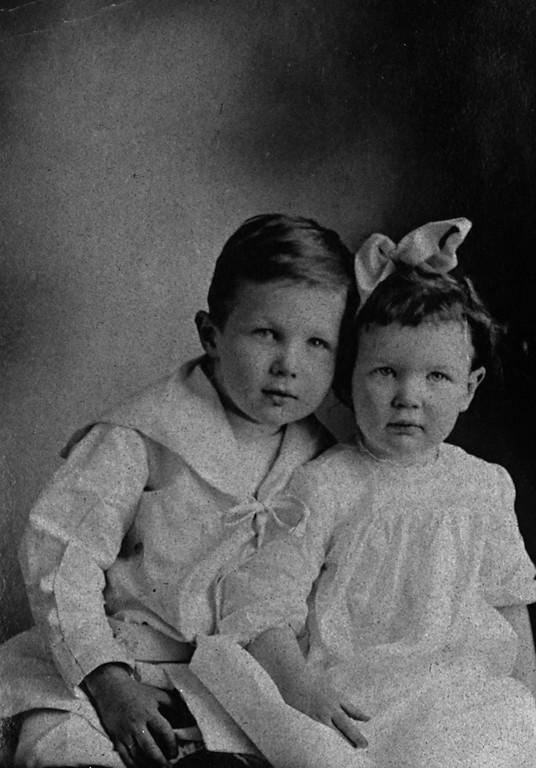 Walter Pease Innes, Jr. and Anne Katherine Innes (Phillips)