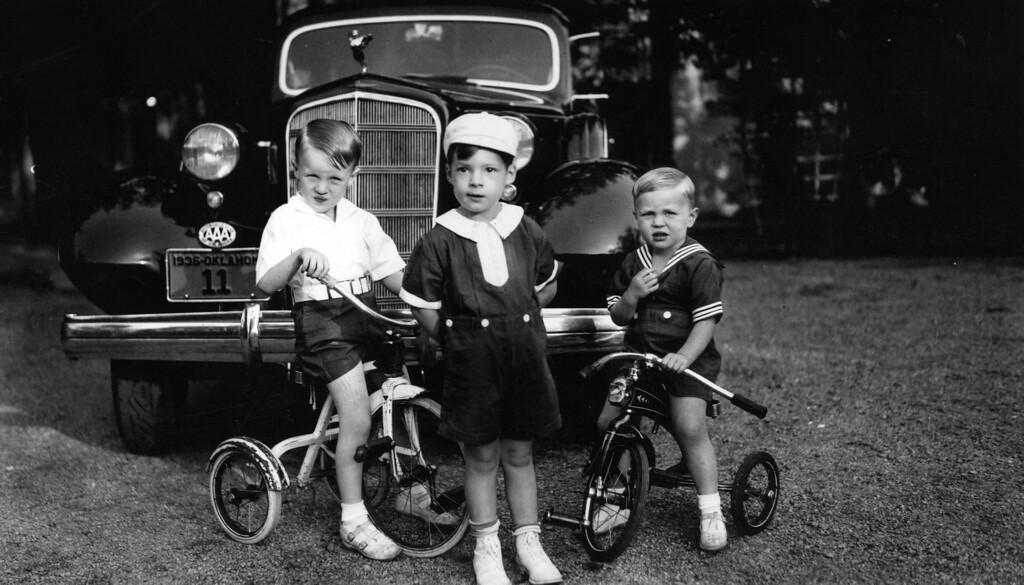 1936.  Lee Phillips III, John Philip Starr, Walter Innes Phillips.