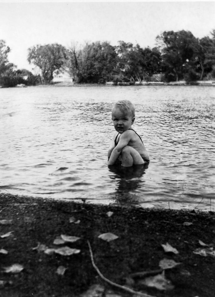 Lee Phillips III ca. 1932.