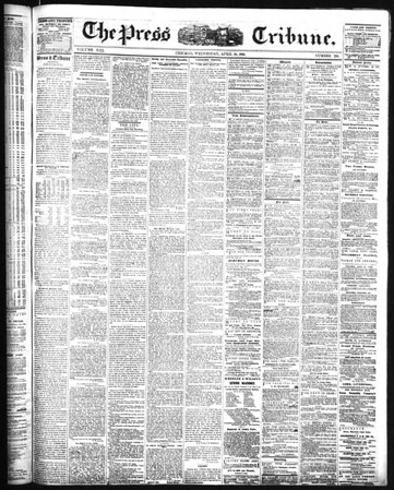 Newspapers - Chicago
