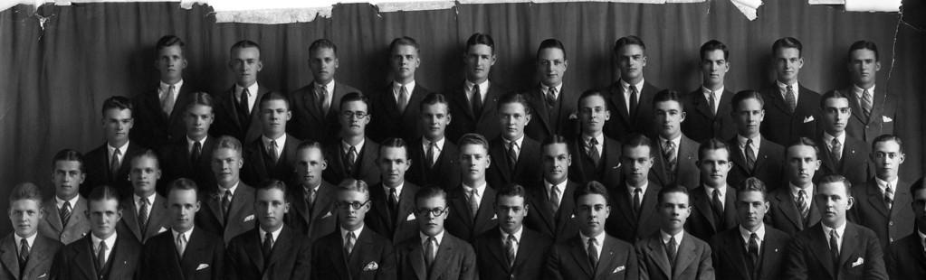 Bottom row, third from Left:  L.E. Phillips Jr.