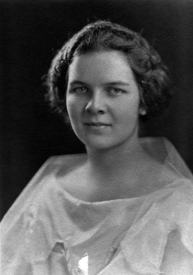 Elizabeth Testard Dunne born ca. 1905, lifelong friend of Anne Katherine Innes Phillips.