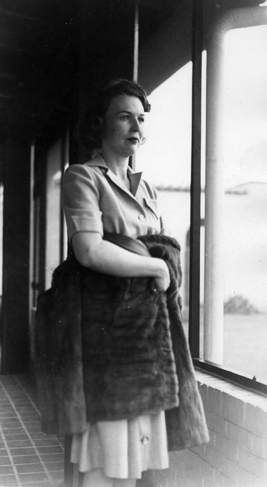 November, 1941.  Anne Katherine Innes Phillips.