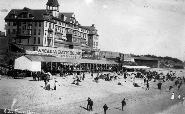 Arcadia Hotel Santa Monica 1890