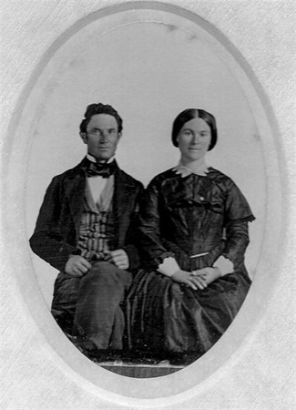 Alexander & Margaret McKibbin
