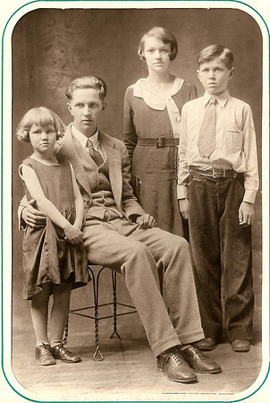 Children of Glenn and Alice Phillips