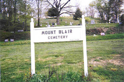Mount Blair Cemetery