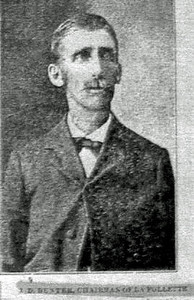 James Delaraine Hunter