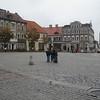Gniezno town square
