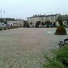 Kłecko, town square