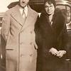 1930 - Loren Davis and Cathrine Vollenweider