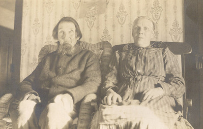 John Arnold and Eliza Ann Pownell
