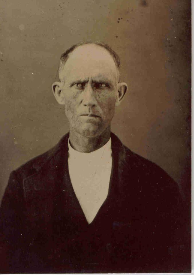 Joshua Proudfoot (1833-1917)