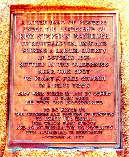 Remarkable Ancestors: Reverend Stephen Bachiler (1561-1656)