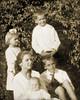 1920<br /> Front: Elizabeth Graves Thompson, Lessie Lee Graves Smith, Robert Graves<br /> Back: Sarah Graves, James Graves