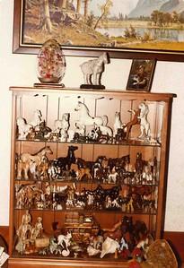 Retas horse collection.
