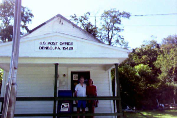 Denbo Pa Post Office