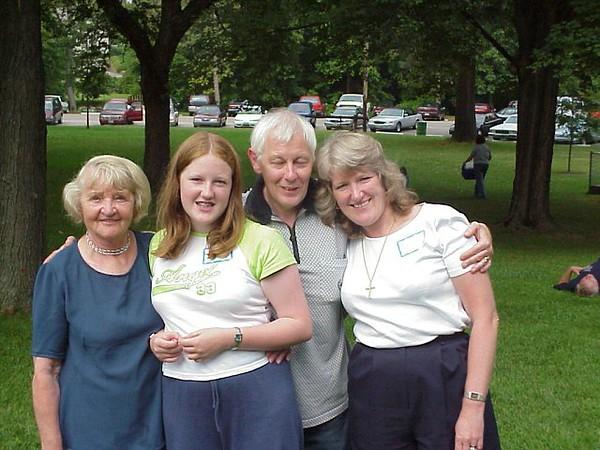 Bernard Denbow (UK) & Family (2)