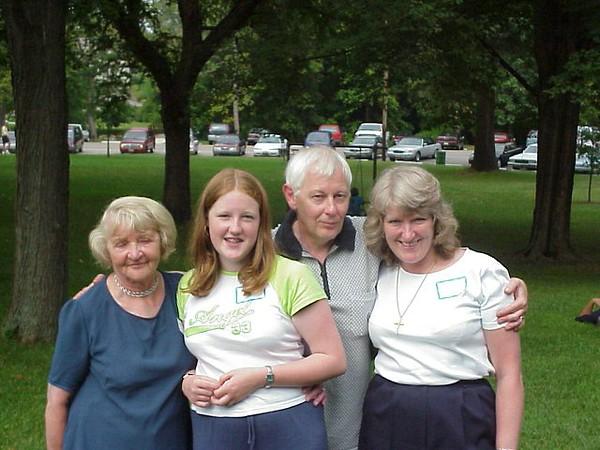 Bernard Denbow (UK) & Family (3)