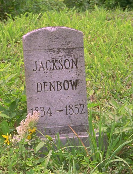 Jackson Grave (Cropped)